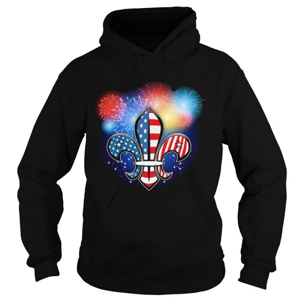 Scout Independence Day Firework  Hoodie