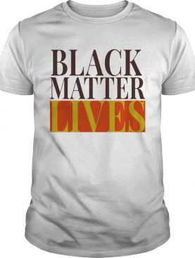 Black Lives Matter Fist Logo 2020 shirt