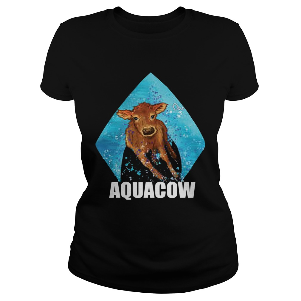 Cow Aquacow  Classic Ladies