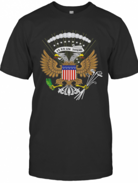 Fake Presidential Seal Of The President Of The United States T-Shirt
