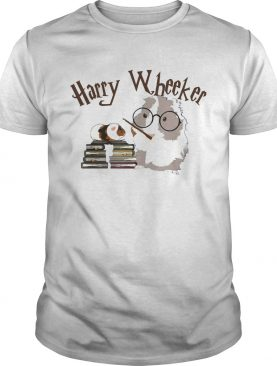 Guinea Pig Harry Wheekker And The Gobbling Of Veggles shirt