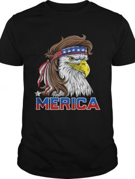Merica Eagle Happy Independence Day shirt