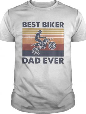 Motorcycle biker dad like a normal dad only cooler vintage retro shirt