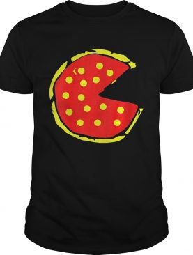Pizza pie and slice shirt