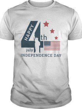 Statue of liberty america happy 4th july independence day shirt
