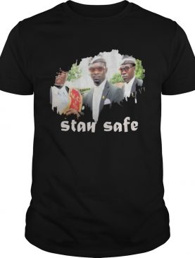 Stay safe Dance with US shirt