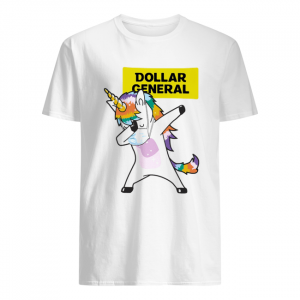 Unicorn mask dollar general logo  Classic Men's T-shirt