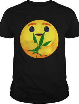 icon hug weed shirt
