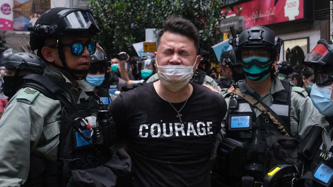 How the national security law is bringing China's authoritarian legal system to Hong Kong