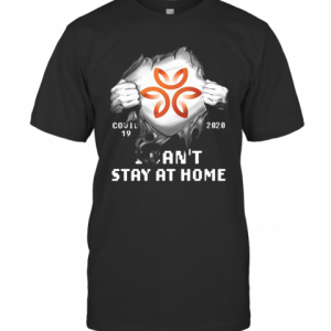 Blood Insides Dignity Health Covid 19 2020 I Can'T Stay At Home T-Shirt Classic Men's T-shirt