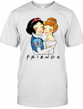 Disney Snow White And Belle Friends T-Shirt