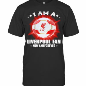 I Am A Liverpool Fan Now And Forever Stars T-Shirt Classic Men's T-shirt