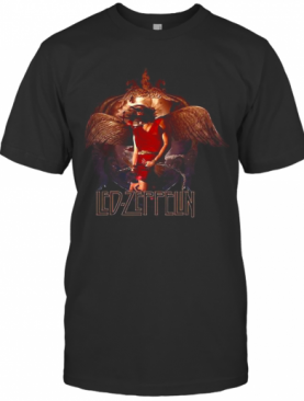 Led Zeppelin The Song Remains 1967 T-Shirt