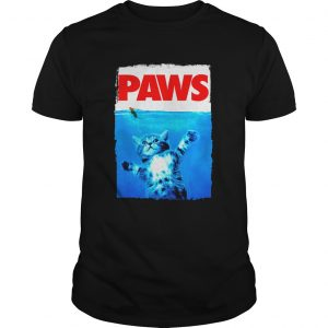 Paws Cat Kitten Meow Paws  Unisex