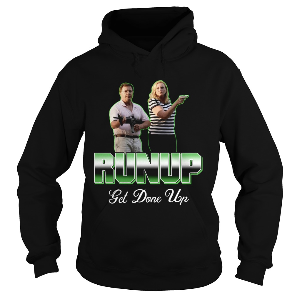 St Louis Couple Run Up Get Done Up Hoodie