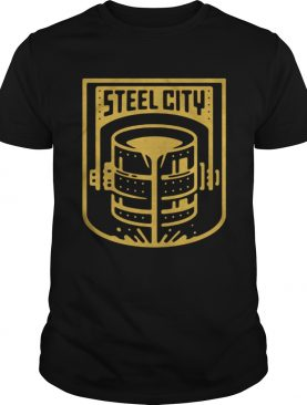 Steel City by Zach Shot on Dribbble shirt