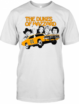 The Dukes Of Hazzard Car 01 T-Shirt