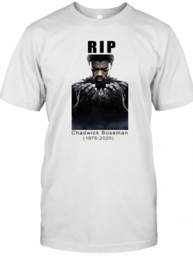Black Panther Thank You For The Memories Signature T-Shirt