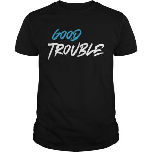 Black good trouble  Unisex