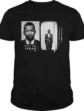 Civil Rights Leader John Lewis shirt