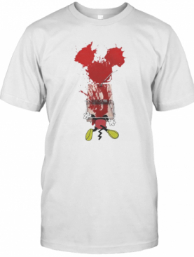 Mickey Mouse Trap Die Bloods T-Shirt