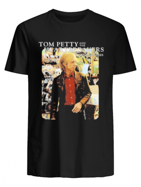 Tom Petty And The Heartbreakers Hard Promises T-Shirt