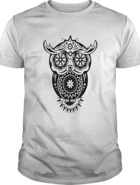Different Decorations In The Style Of The Mexican Sugar Skulls shirt