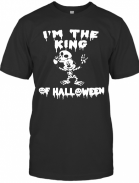 Im The King Of Halloween Mickey Mouse Disney T-Shirt