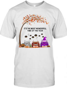 Jeep Is The Most Wondrful Time Of The Year Halloween T-Shirt