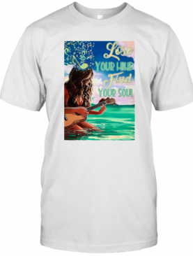 Lose Your Mind Find Your Soul Vertical Poster T-Shirt