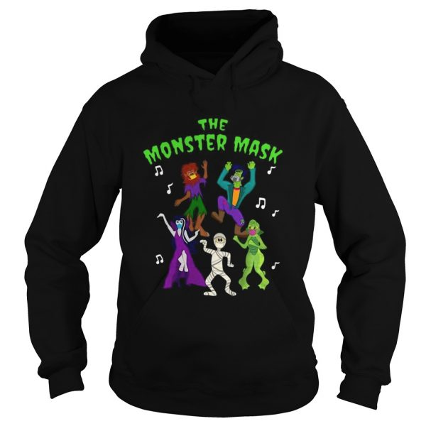 Monster Mask Dance Party  Hoodie