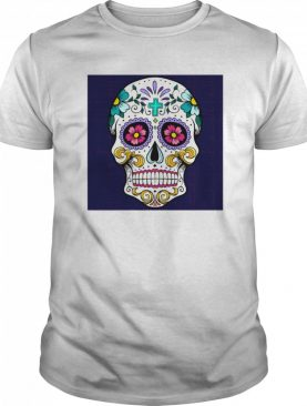 Sugar Candy Skulls Day Of The Dead shirt