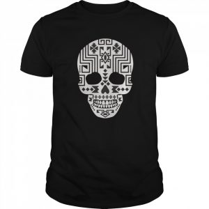 Sugar skulls Pullover Simple  Classic Men's T-shirt