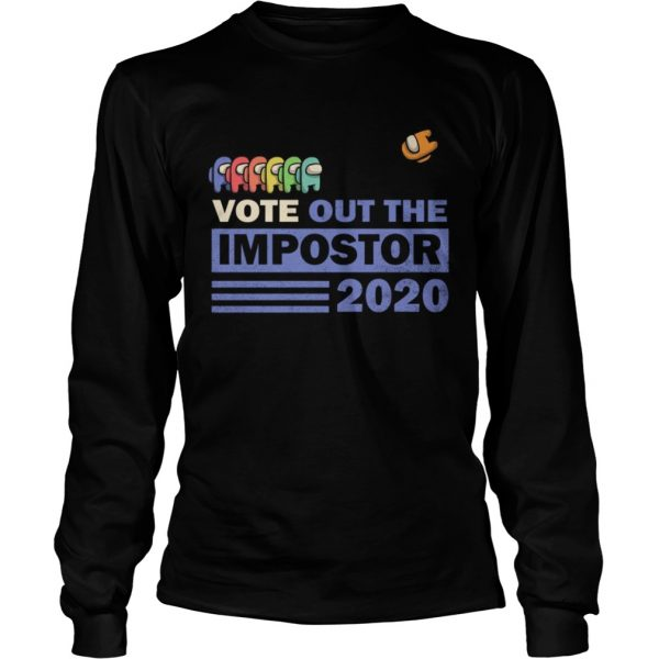 Among Us Vote Out The Impostor 2020  Long Sleeve