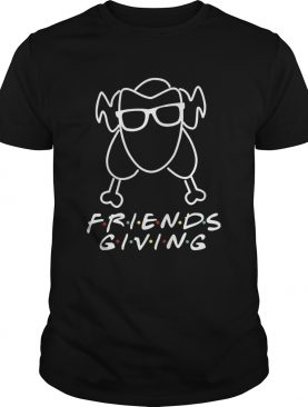 Friends giving shirt