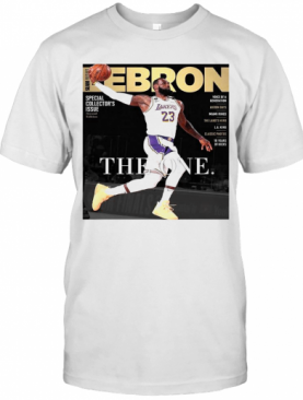 Lebron James The One T-Shirt