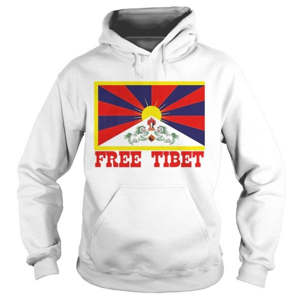 With Purchase Of Another Tibet  Hoodie