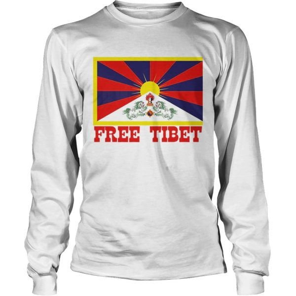 With Purchase Of Another Tibet  Long Sleeve