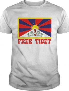 With Purchase Of Another Tibet shirt