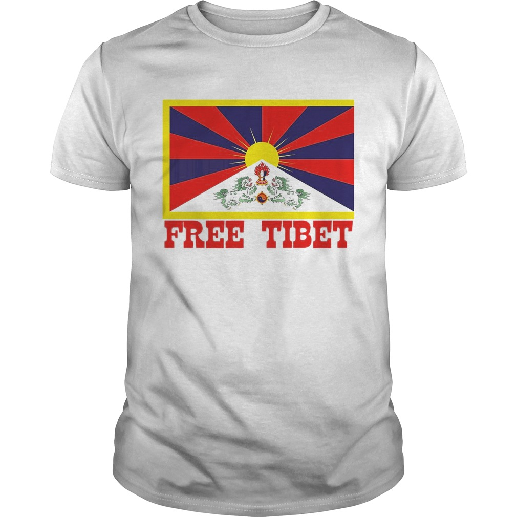 With Purchase Of Another Tibet Unisex