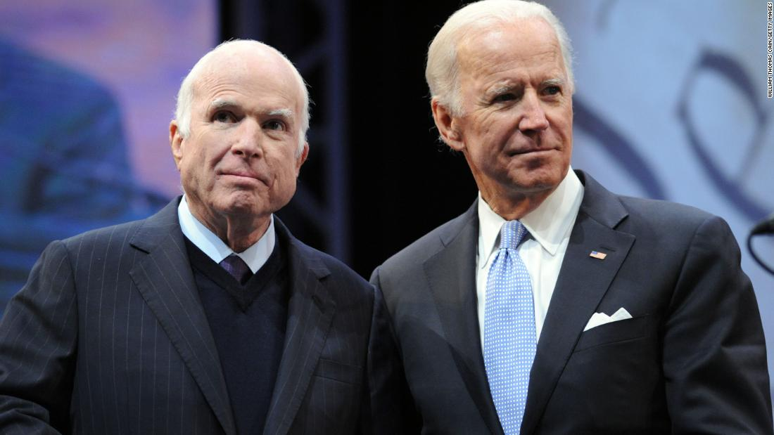 McCain's revenge? Biden's win in Arizona is more than that