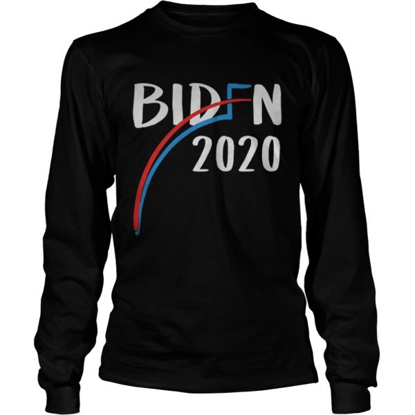 Biden 2020 Fraud  Long Sleeve