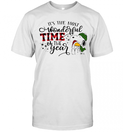 It'S The Most Wonderful Time Of The Year T-Shirt Classic Men's T-shirt