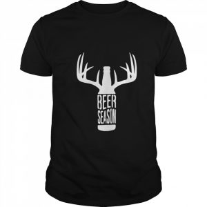 Reindeer Beer Season  Classic Men's T-shirt
