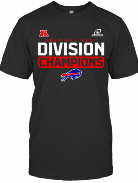 AFC Buffalo Bills 2020 Eastm Division Champions T-Shirt