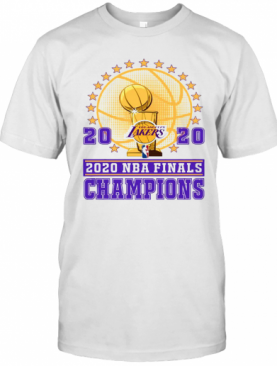 Angeles Lakers 2020 Nba Finals Champions T-Shirt