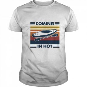 Coming In Hot Vintage  Classic Men's T-shirt