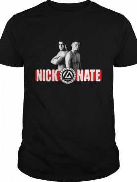 Don't Be Scared Homie Nick And Nate shirt