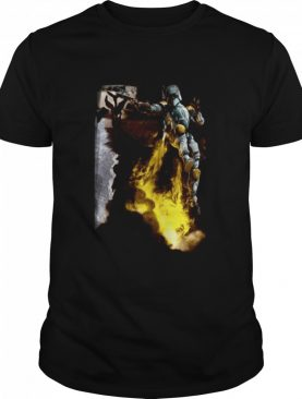 Jeremy Bulloch As Boba Fett shirt