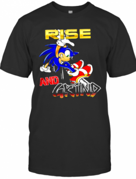 Rise And Grind Sonic Version T-Shirt